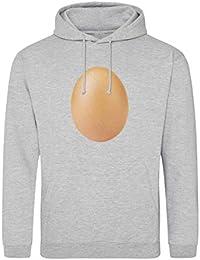 CHILLTEE Egg World S Most Popular  LikeTheEgg  EggSoldiers  EggGang   World Record Egg Sudadera con Capucha 6b5136759af