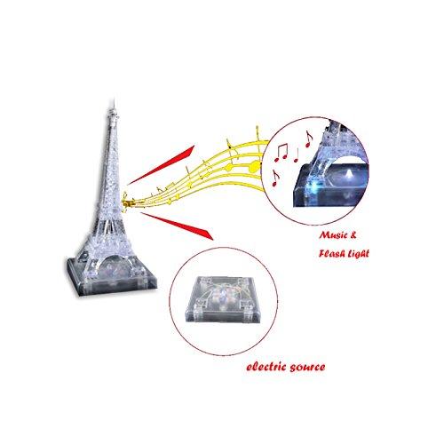 torre-eiffel-3d-crystal-puzzle-con-flash-light-105pcs
