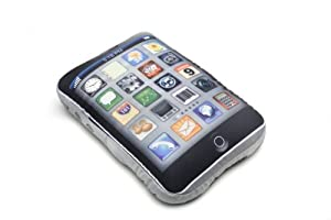 Funtime Gifts - Almohada anti-estrés con diseño de pantalla de móvil (CU1800)