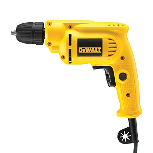 Preisvergleich Produktbild DeWALT Bohrmaschine 550Watt 10mm, 1 Stück, DWD014S-QS