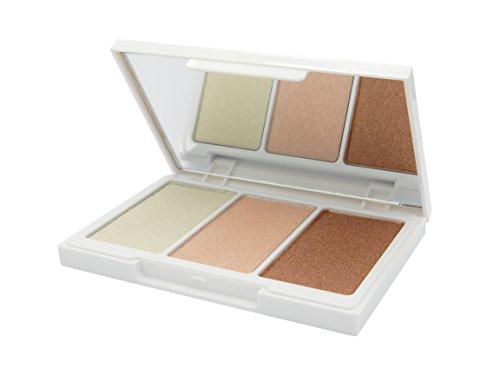 W7 Life a Beach Trio Highlighting Face Powder Highlight Illuminating Make Up Kit (Make-up-trio)