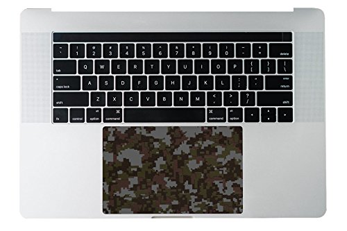 ltpguard Camouflage pattern macbook air and macbook pro Trackpad Touchpad Cover Skin Protector Sticker