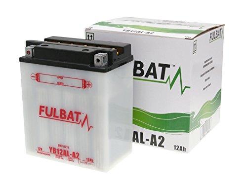 Batterie Fulbat YB12AL-A2 für Yamaha FZR 600 H Genesis Bj. 1990 inkl. 7,50 EUR Batteriepfand