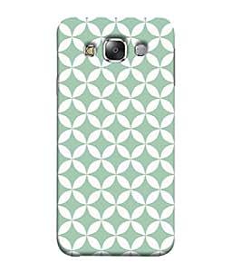 Fuson Designer Back Case Cover for Samsung Galaxy E5 (2015) :: Samsung Galaxy E5 Duos :: Samsung Galaxy E5 E500F E500H E500Hq E500M E500F/Ds E500H/Ds E500M/Ds (Beautiful Designer Dress Dresses Diamond)