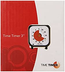 Time Timer, 3 Inch