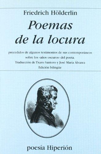Poemas de la locura (Poesía Hiperión) por Friedrich Hölderlin