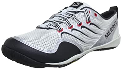 Merrell Mens TRAIL GLOVE Outdoor Fitness Shoes multi-coloured Mehrfarbig (ASH/BLACK J41463) Size: 47