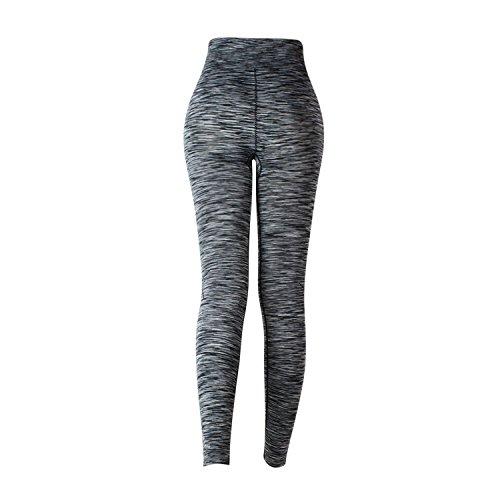 Glamexx24 - Pantalon - Femme Multicolore Multicolore Schwarz1879