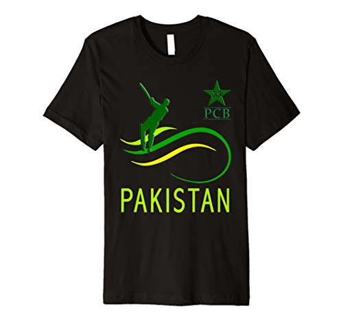 Pakistan Cricket Jersey Imran Khan 01 Patriotische T-Shirt
