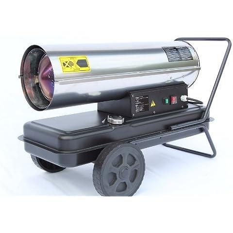 Riscaldamento cohete Eurom 30KW diesel jesro riscaldatore olio crea all'asciugatrice