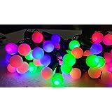 1-Auto Blinking Crystal LED Light Navraatri, Durga Pooja, Diwali, Christmas Decoration Lights By Lance Retail (TM)