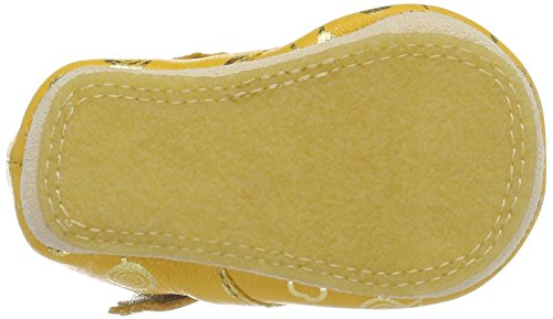 Easy Peasy - Kiny Sweety, Scarpine e pantofole primi passi Bimba 0-24 Gelb (mangue/or)