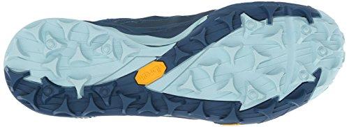Merrell All Out Terra Trail, Chaussures de Trail femme Bleu (Blue/Aqua)