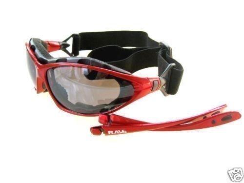 RAVS Sportbrille Schutzbrille Sonnenbrille Radsportbrille Kitesurfbrille Triathlonbrille