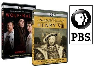Wolf Hall + Inside the Court of Henry VIII - 4 DVD Set