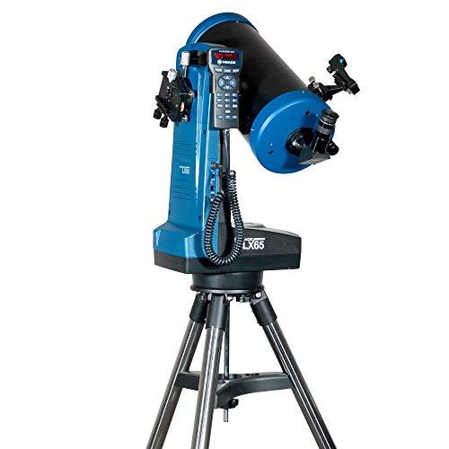 Telescopio Maksutov Cassegrain Meade LX65 6