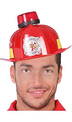 272 - Feuerwehrshelm mit Sirene, Licht und Ton ()