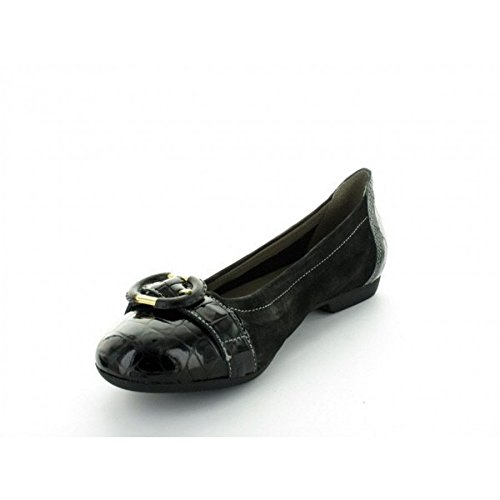 Ballerines Noires Arcus Peragor Noir