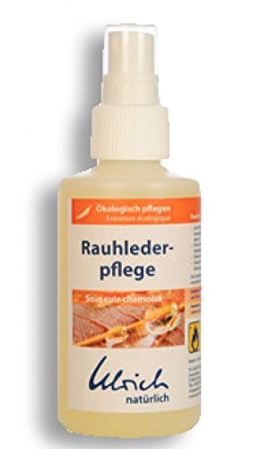 Rauhlederpflege 125 ml - Ulrich natürlich