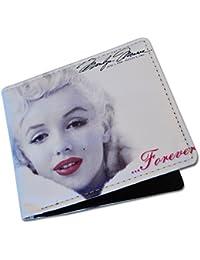 Billetera de Marilyn Monroe para Hombres/Mujeres (Marilyn Wallet)