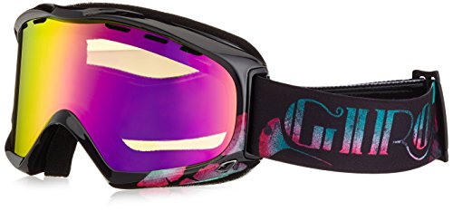 Preisvergleich Produktbild GIRO Damen Skibrille Siren, Black Ginko, 300026-008