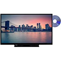 Toshiba 24D1763DA 61 cm (24 Zoll) Fernseher (HD ready, Triple Tuner, DVD Player)