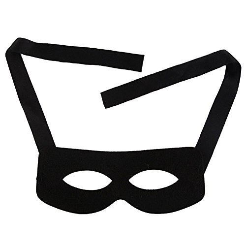 Halloween Augenmaske Zorro Schwertkämpfer Maskerade Cosplay Gesichtsmaske Herren Maskierter Ritter Fashing Karneval Kostüm Erwachsene Einheitsgröße
