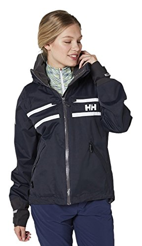 Helly Hansen Damen Segeljacke Salt, Navy, L, 30283