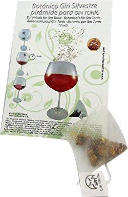 Um den Geschmack Ihrer Gin Tonic zu verfeinern, fügen Sie die Botanical Pyramide in Ihr Gin Cup...