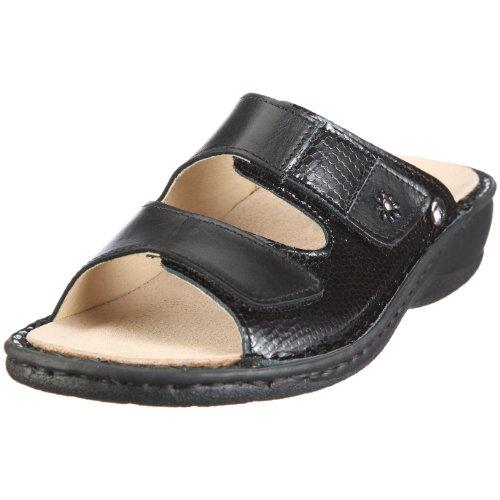 Pisa 028412B, Chaussures femme - noir/nero, 40 EUHans Herrmann Collection