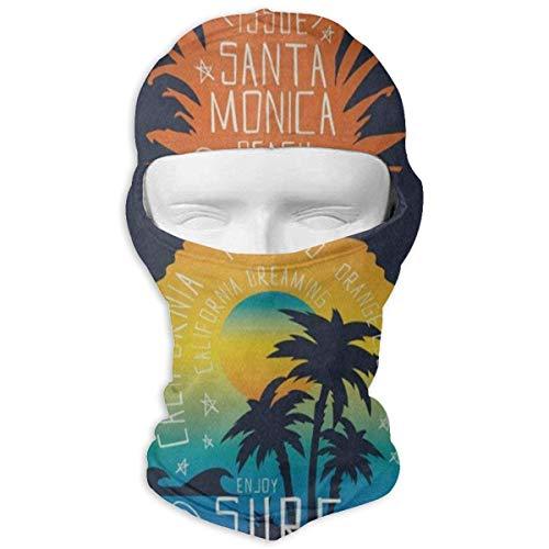 Hoklcvd Balaclava Thanksgiving Owl Owlet Tree Leaf Full Face Masks Ski Motorcycle Neck Hood Fashion15