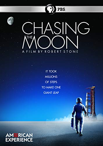 Chasing The Moon - As seen on BBC Four [3 DVDs] (Pbs-serie Dvd)