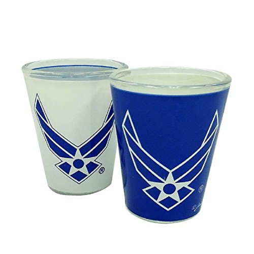 United States Air Force Zwei Ton Shot Glas -