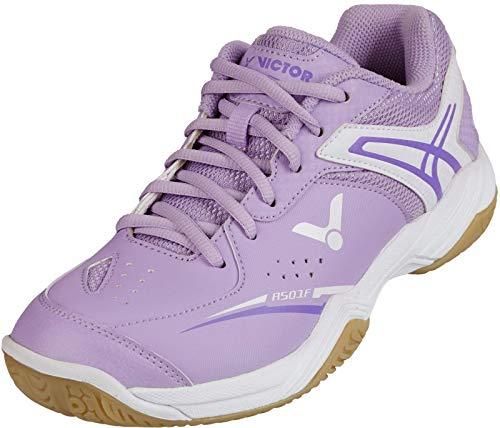 VICTOR Damen schuh/A501F Light purple-37.5 Badmintonschuhe, Violett, 37 EU