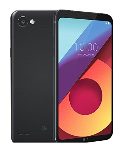 LG Q6+ LGM700DSK (Black)