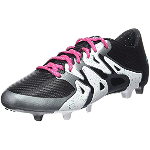 adidas X 15.3 Fg/ag, Botas de Fútbol Para Hombre