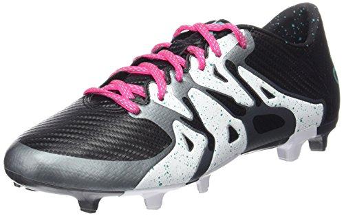 adidas Herren Fussballschuhe X 15.3 FG/AG core black/shock mint s16/ftwr white 44