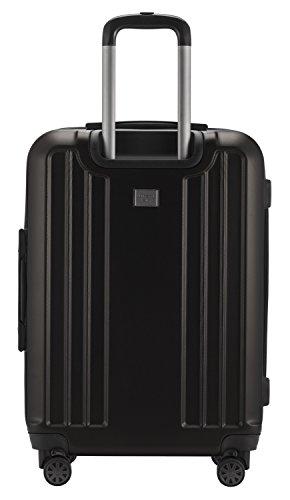 HAUPTSTADTKOFFER - X-Berg - Handgepäck Koffer Trolley Hartschalenkoffer, TSA, 55 cm, 42 Liter, Graphite - 2