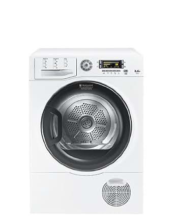Hotpoint TCD 874 6H1 (EU) Autonome Charge avant 8kg A+ Blanc sèche-linge - Sèche-linge (Autonome, Charge avant, Blanc, boutons, Rotatif, Droite, 5 L)