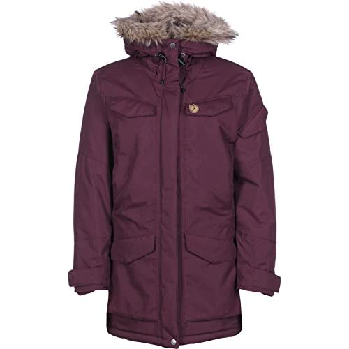 41t7C9nCVIL. SS500  - Fjällräven Nuuk Women's Down Jacket-Red 2014 anorak