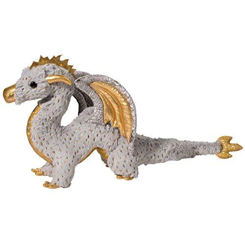 Cuddle Toys 730 Midas GOLD FLECK DRAGON Drache Kuscheltier Plüschtier Stofftier Plüsch Spielzeug