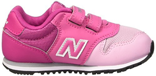 New Balance Nbkv500pki, Debout Chaussures Bébé Mixte Enfant Rosa (Pink)