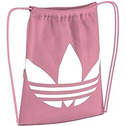adidas BK6727, Mochila Unisex Adultos, Rosa (LIGHT Pink/White), 37 x 47 x 1 cm