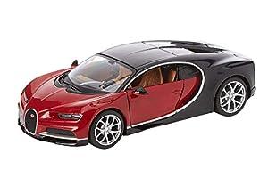 Maisto M39514 Diecast - Kit de Escala 1:24 para Construir el Bugatti Chiron