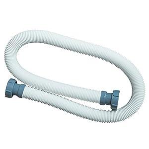 Intex 29060 - Tubo di ricambio Intex, 1,50 m x 38 mm di diametro per filtri a cartuccia, a sabbia, clorinatori