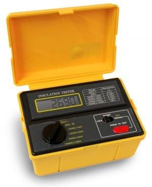 Isolationsmesser, 100/250/500/1000 V