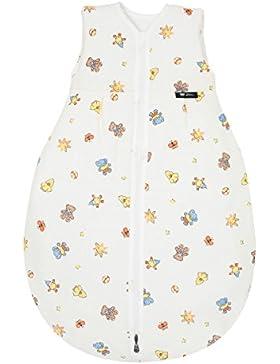 Alvi Schlafsack Mäxchen Thermo | Babyschlafsack ohne Ärmel