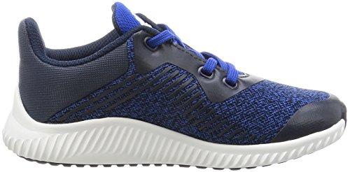 Adidas fortarun K–Chaussures de deportepara enfants, bleu–(reauni/Ftwbla/maruni) blue