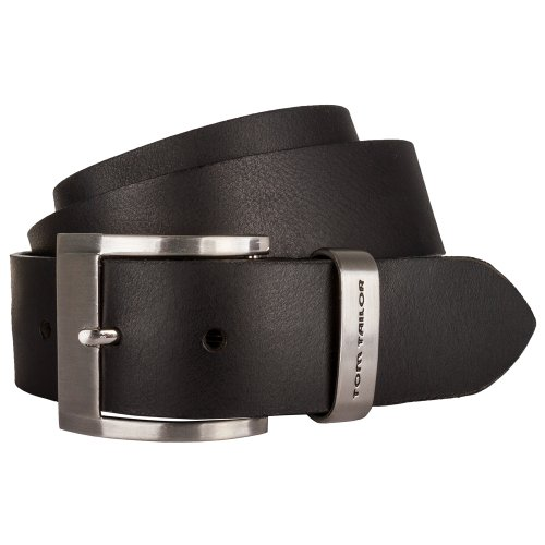Tom Tailor Herren Ledergürtel MEN NOS BELT