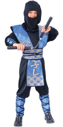 Imagen de disfraz infantil de ninja talla m, 5 7 años  alternativa